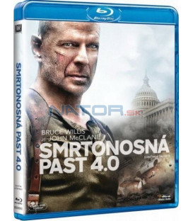Smrtonosná past 4.0 (Live Free or Die Hard) Blu-ray