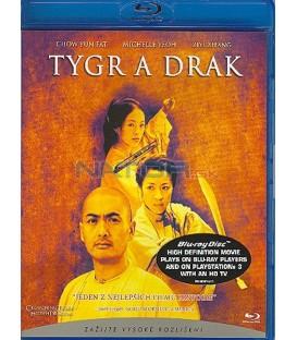 Tygr a drak Blu-ray