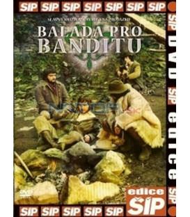 Balada pro banditu DVD