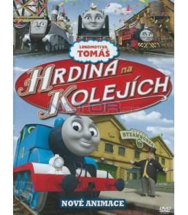 Lokomotiva Tomáš - Hrdina na kolejích DVD