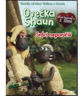 Ovečka Shaun:Srdci neporučíš DVD