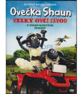 Ovečka Shaun:Velký ovčí závod DVD