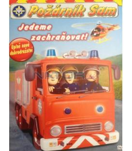 Požárník Sam - Jdeme zachraňovat! DVD
