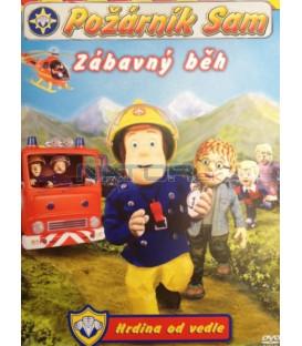 Požárník Sam - Zábavný běh DVD