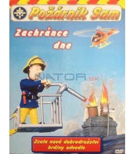 Požárník Sam - Zachránce dne DVD