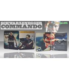 Komando (Commando) Blu-ray STEELBOOK SCHWARZNEGGER