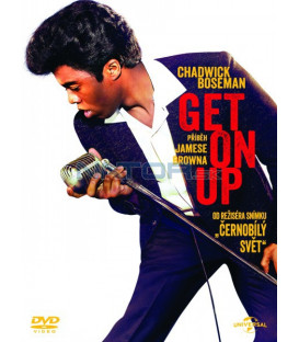 Get On Up - Příběh Jamese Browna (Get on Up) DVD