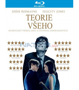 Teorie všeho (The Theory of Everything) Blu-ray