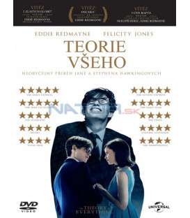 Teorie všeho (The Theory of Everything) DVD