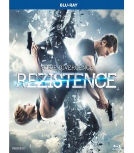 Rezistence (Insurgent) 3D + 2D Blu-ray
