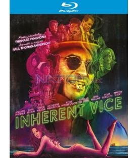 Inherent Vice Blu-ray