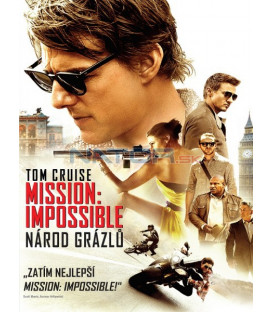 Mission: Impossible 5 – Rogue Nation (Národ grázlů) DVD