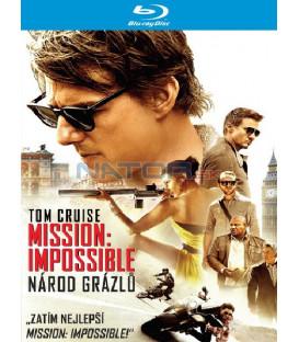Mission: Impossible 5 – Rogue Nation (Národ grázlů) Blu-ray