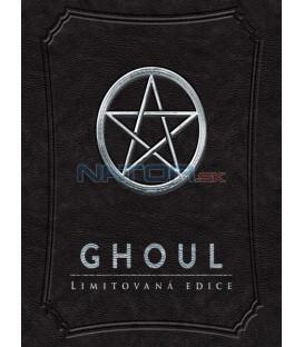 Ghoul  Blu-ray 3D + 2D mediabook - Limitovaná edice