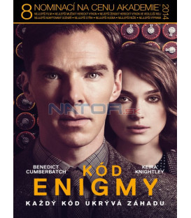 Kód Enigmy (The Imitation Game) DVD