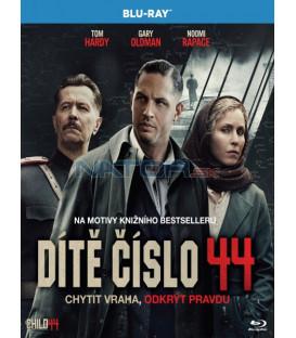 DÍTĚ 44 (Child 44) Blu-ray