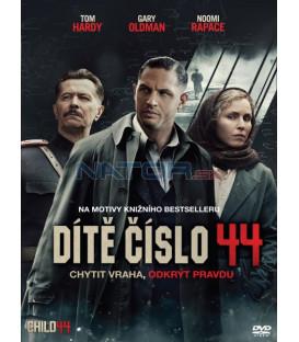 DÍTĚ 44 (Child 44) DVD