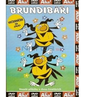 Brundibáři DVD