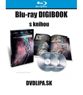 Interstellar 2XBlu-ray DIGIBOOK s knihou