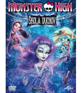 Monster High: Škola duchů (Monster High: Haunted) CZ dabing