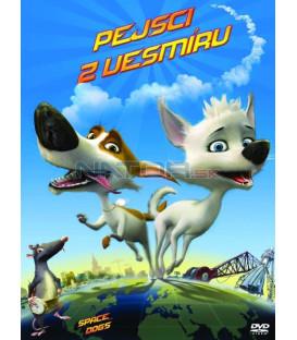 Pejsci z vesmíru (Zvezdnye sobaki: Belka i Strelka) DVD