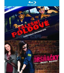 Kolekce: Falešní poldové / Drsňačky Blu-ray