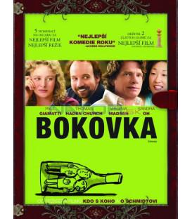 Bokovka (Sideways) DVD KNIŽNÉ ADAPTÁCIE