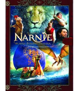 Letopisy Narnie: Plavba Jitřního poutníka (The Chronicles of Narnia: Voyage of the Dawn Treader) DVD KNIŽNÉ ADAPTÁCIE