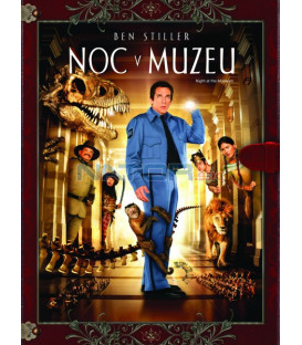 Noc v muzeu (Night at the Museum) DVD KNIŽNÉ ADAPTÁCIE