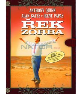 Řek Zorba (Alexis Zorbas) DVD KNIŽNÉ ADAPTÁCIE
