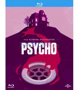 Psycho 1960 - Blu-ray MAJSTROVSKÉ DIELA