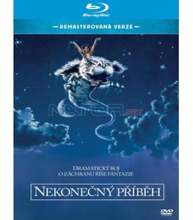 NEKONEČNÝ PŘÍBĚH (The Neverending Story) (Remasterovaná verze) - Blu-ray