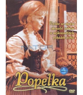 Popelka DVD