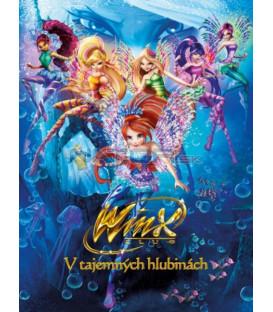 WINX CLUB: V TAJEMNÝCH HLUBINÁCH (Winx Club: Il mistero degli abissi) - DVD