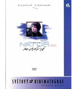 Tři barvy: Modrá (Trois couleurs: Bleu) DVD