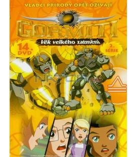 GORMITI – 14. DVD (GORMITI)