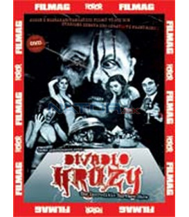 Divadlo hrůzy (The Incredible Torture Show) DVD