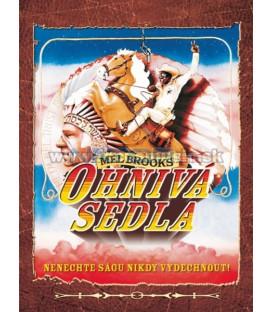 Ohnivá sedla (Blazing Saddles) DVD
