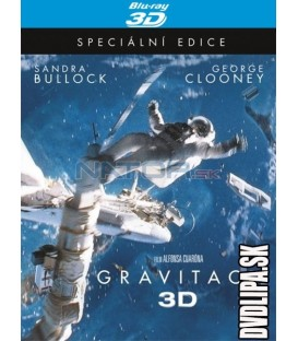 GRAVITACE (Speciální edice, 3 BD) - Blu-ray 3D + 2D
