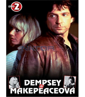 DEMPSEY A MAKEPEACEOVÁ 2 DVD