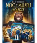 NOC V MUZEU 1-3 KOLEKCE ( Night at the Museum 1-3 Collection) 3xDVD