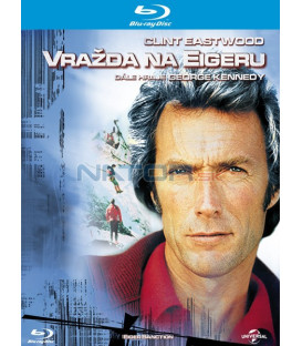 VRAŽDA NA EIGERU (The Eiger Sanction) - Blu-ray