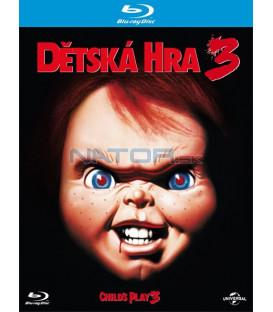 DĚTSKÁ HRA 3 (Childs Play 3) - Blu-ray