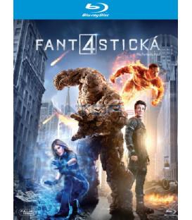 FANTASTICKÁ ČTYŘKA (The Fantastic Four) 2015 - Blu-ray