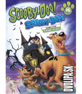 SCOOBY-DOO! A SCRAPPY-DOO! - KOMPLETNÍ 1. SÉRIE - 2 DVD