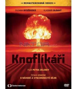 Knoflíkáři (remasterovaná verze) DVD