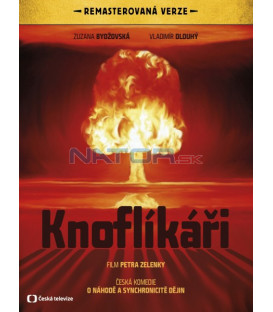 Knoflíkáři (remasterovaná verze)  Blu-ray