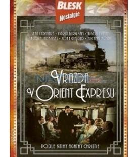 Vražda v Orient expresu (Murder on the Orient Express) DVD