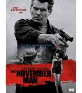 NOVEMBER MAN - DVD