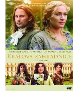 KRÁLOVA ZAHRADNICE (A Little Chaos) - DVD